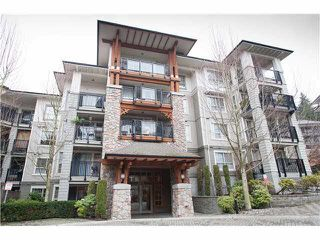 "Photo 1: 315 2958 SILVER SPRINGS Boulevard in Coquitlam: Westwood Plateau Condo for sale in ""TAMARISK"" : MLS®# V1106354"