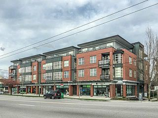 """Photo 1: 305 707 E 20TH Avenue in Vancouver: Fraser VE Condo for sale in """"Blossom"""" (Vancouver East)  : MLS®# V1116089"""