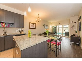 """Photo 7: 305 707 E 20TH Avenue in Vancouver: Fraser VE Condo for sale in """"Blossom"""" (Vancouver East)  : MLS®# V1116089"""