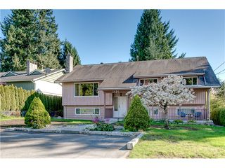 Photo 1: 1424 ROSS Avenue in Coquitlam: Central Coquitlam House for sale : MLS®# V1116916