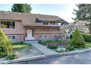 Photo 2: 1424 ROSS Avenue in Coquitlam: Central Coquitlam House for sale : MLS®# V1116916