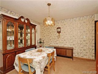 Photo 6: 3350 St. Troy Place in VICTORIA: Co Triangle Single Family Detached for sale (Colwood)  : MLS®# 353189