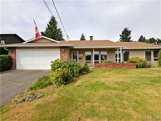 Photo 1: 3350 St. Troy Place in VICTORIA: Co Triangle Single Family Detached for sale (Colwood)  : MLS®# 353189