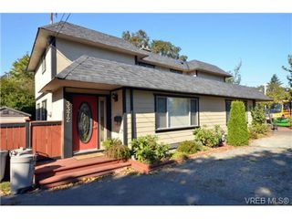 Photo 13: 3372 Shelbourne St in VICTORIA: SE Cedar Hill Half Duplex for sale (Saanich East)  : MLS®# 707040