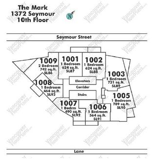 "Photo 16: 1001 1372 SEYMOUR Street in Vancouver: Downtown VW Condo for sale in ""THE MARK"" (Vancouver West)  : MLS®# R2001462"