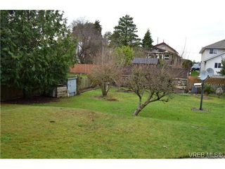 Photo 3: 3114 Donald Street in VICTORIA: SW Tillicum Single Family Detached for sale (Saanich West)  : MLS®# 358907