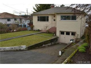 Photo 2: 3114 Donald Street in VICTORIA: SW Tillicum Single Family Detached for sale (Saanich West)  : MLS®# 358907