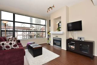 "Photo 1: 505 124 W 3RD Street in North Vancouver: Lower Lonsdale Condo for sale in ""THE VOGUE"" : MLS®# R2030995"