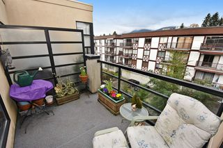 "Photo 11: 505 124 W 3RD Street in North Vancouver: Lower Lonsdale Condo for sale in ""THE VOGUE"" : MLS®# R2030995"
