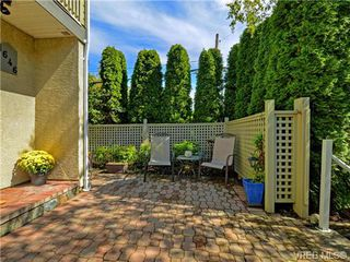 Photo 3: 1646 Myrtle Ave in VICTORIA: Vi Oaklands Row/Townhouse for sale (Victoria)  : MLS®# 741520