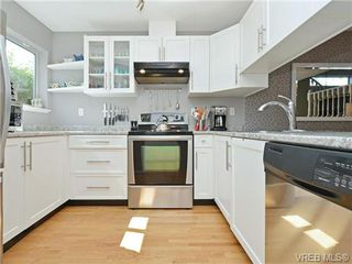 Photo 5: 1646 Myrtle Ave in VICTORIA: Vi Oaklands Row/Townhouse for sale (Victoria)  : MLS®# 741520
