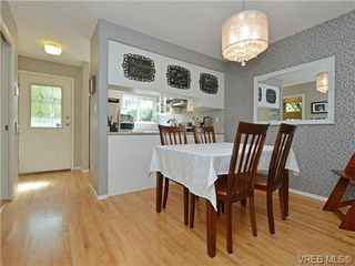 Photo 6: 1646 Myrtle Ave in VICTORIA: Vi Oaklands Row/Townhouse for sale (Victoria)  : MLS®# 741520