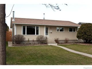 Photo 1: 63 Dells Crescent in Winnipeg: Meadowood Residential for sale (2E)  : MLS®# 1629082