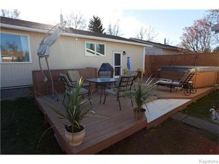Photo 16: 63 Dells Crescent in Winnipeg: Meadowood Residential for sale (2E)  : MLS®# 1629082