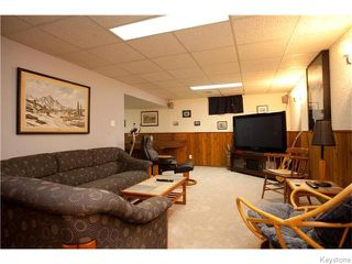 Photo 13: 63 Dells Crescent in Winnipeg: Meadowood Residential for sale (2E)  : MLS®# 1629082