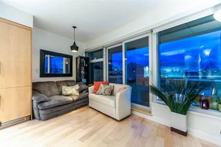 "Photo 2: 502 1565 W 6TH Avenue in Vancouver: False Creek Condo for sale in ""6TH & FIR"" (Vancouver West)  : MLS®# R2157219"