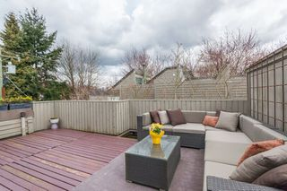 Photo 3: 2411 West 5th Ave in Vancouver: Kitsilano Townhouse for sale (Vancouver West)  : MLS®# R2161511