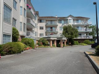 "Photo 1: 202 5363 206 Street in Langley: Langley City Condo for sale in ""Park Estates II"" : MLS®# R2188125"