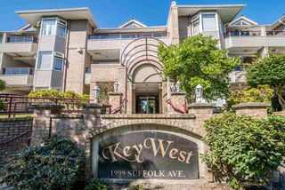 Photo 15: 101 1999 SUFFOLK Avenue in Port Coquitlam: Glenwood PQ Condo for sale : MLS®# R2201692