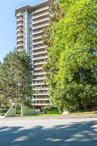 "Photo 20: 1605 2041 BELLWOOD Avenue in Burnaby: Brentwood Park Condo for sale in ""ANOLA PLACE"" (Burnaby North)  : MLS®# R2209900"