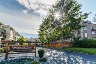Main Photo: 309 1860 E SOUTHMERE CRESCENT in Surrey: Sunnyside Park Surrey Condo for sale (South Surrey White Rock)  : MLS®# R2208498
