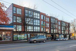 "Photo 2: 412 2636 E HASTINGS Street in Vancouver: Renfrew VE Condo for sale in ""SUGAR"" (Vancouver East)  : MLS®# R2220500"