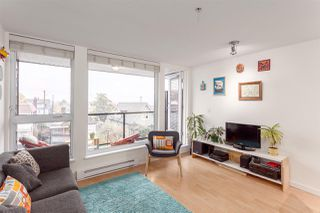 "Photo 1: 412 2636 E HASTINGS Street in Vancouver: Renfrew VE Condo for sale in ""SUGAR"" (Vancouver East)  : MLS®# R2220500"
