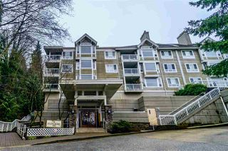 "Photo 1: 201 3099 TERRAVISTA Place in Port Moody: Port Moody Centre Condo for sale in ""THE GLENMORE"" : MLS®# R2236963"
