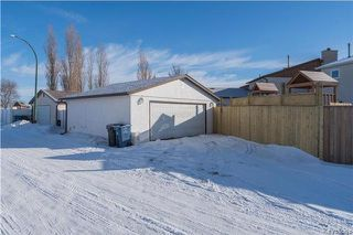 Photo 15: 103 Northcliffe Drive in Winnipeg: Canterbury Park Residential for sale (3M)  : MLS®# 1804011