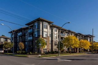 "Photo 1: 307 2068 SANDALWOOD Crescent in Abbotsford: Central Abbotsford Condo for sale in ""The Sterling"" : MLS®# R2250934"