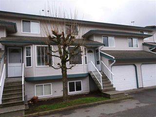 Photo 1: 26-34332 MACLURE ROAD in Abbotsford: Abbotsford East Townhouse for sale : MLS®# R2226312
