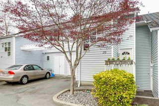 "Photo 2: 20 1235 JOHNSON Street in Coquitlam: Canyon Springs Townhouse for sale in ""CREEKSIDE PLACE"" : MLS®# R2260057"