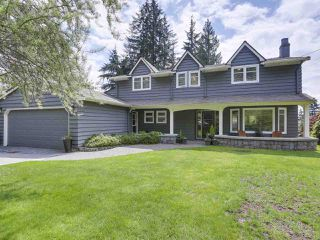 "Main Photo: 877 PROSPECT Avenue in North Vancouver: Canyon Heights NV House for sale in ""Canyon Heights"" : MLS®# R2268040"