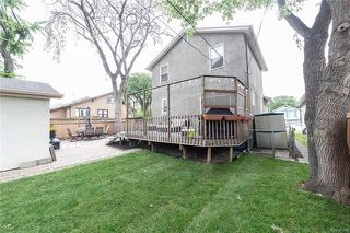 Photo 18: 142 Collegiate Street in Winnipeg: Bourkevale Residential for sale (5E)  : MLS®# 1817762