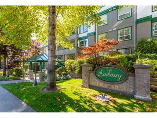 "Photo 2: 206 1575 BEST Street: White Rock Condo for sale in ""The Embassy"" (South Surrey White Rock)  : MLS®# R2316382"