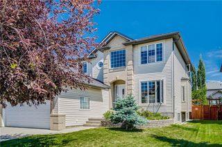 Main Photo: 571 WENTWORTH Place SW in Calgary: West Springs Detached for sale : MLS®# C4214764