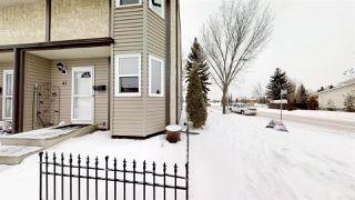 Main Photo: 41 10453 20 Avenue in Edmonton: Zone 16 Townhouse for sale : MLS®# E4141390