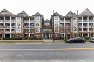 "Main Photo: 310 17712 57A Avenue in Surrey: Cloverdale BC Condo for sale in ""West on the Walk"" (Cloverdale)  : MLS®# R2337828"