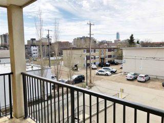 Photo 17: 308 11203 103A Avenue in Edmonton: Zone 12 Condo for sale : MLS®# E4145067