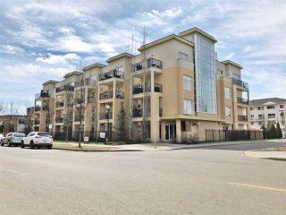 Photo 1: 308 11203 103A Avenue in Edmonton: Zone 12 Condo for sale : MLS®# E4145067