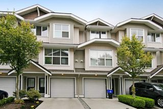 "Photo 1: 64 20460 66 Avenue in Langley: Willoughby Heights Townhouse for sale in ""Willow Edge"" : MLS®# R2347246"