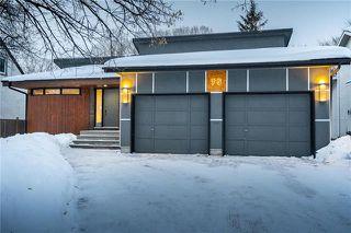 Main Photo: 75 Greendell Avenue in Winnipeg: St Vital Residential for sale (2C)  : MLS®# 1905098