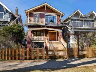 "Main Photo: 2215 STEPHENS Street in Vancouver: Kitsilano House for sale in ""Kitsilano"" (Vancouver West)  : MLS®# R2349074"