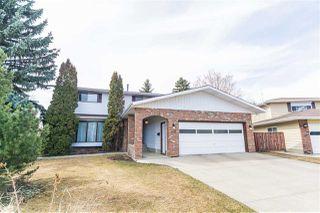 Photo 1: 3434 HILL VIEW Crescent in Edmonton: Zone 29 House for sale : MLS®# E4151438