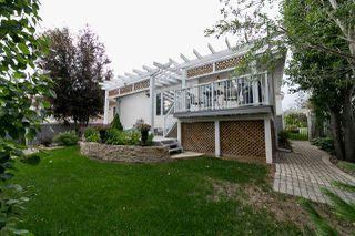Photo 30: 11 KINGSBURY Crescent: St. Albert House for sale : MLS®# E4151583