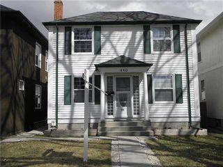 Photo 1: 440 St Jean Baptiste Street in Winnipeg: St Boniface Residential for sale (2A)  : MLS®# 1908747