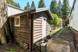 "Photo 11: 22 2306 198 Street in Langley: Brookswood Langley Manufactured Home for sale in ""CEDAR LANE 55+"" : MLS®# R2361882"