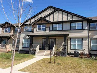 Main Photo: 843 CRYSTALLINA NERA Way in Edmonton: Zone 28 Attached Home for sale : MLS®# E4157300