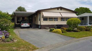 "Photo 1: 50 2303 CRANLEY Drive in Surrey: King George Corridor Manufactured Home for sale in ""SUNNYSIDE ESTATES"" (South Surrey White Rock)  : MLS®# R2370362"