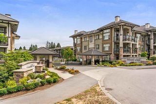 "Main Photo: 216 15195 36 Avenue in Surrey: Morgan Creek Condo for sale in ""EDGEWATER"" (South Surrey White Rock)  : MLS®# R2374993"